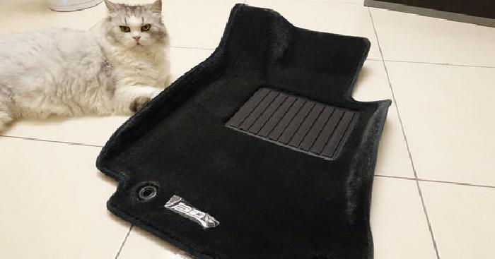 M-Benz C-Class(W205) 3D Mats 神爪尊榮立體踏墊-高級地毯 尊貴奢華